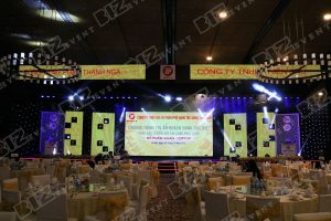 gala dinner cuối năm