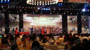 cho thuê âm thanh ánh sáng tổ chức gala dinner