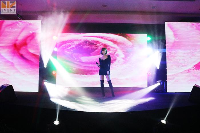 âm thanh ánh sáng tổ chức sinh nhật 17 năm bkav4