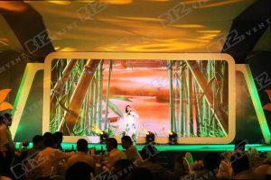 set up thiết bị tổ chức lễ tổng kết cuối năm cho Việt Nam Airline4