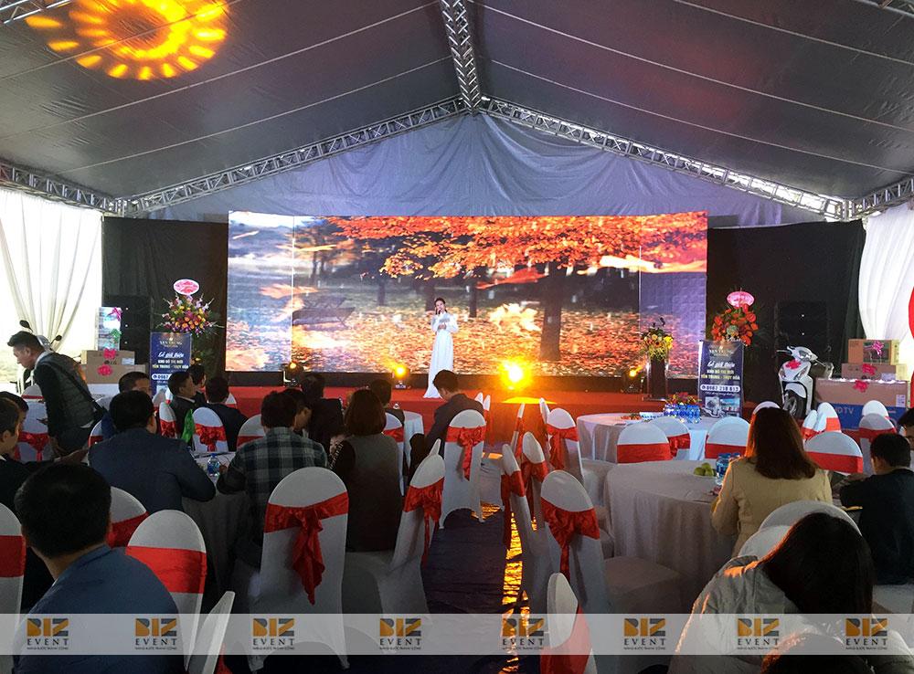 tổ chức lễ giới thiệu khu đô thị mới yên trung bắc ninh5