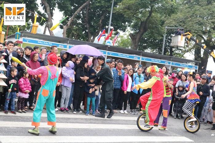 Biz Event tổ chức sự kiện Vietnam Airlines Festa 10