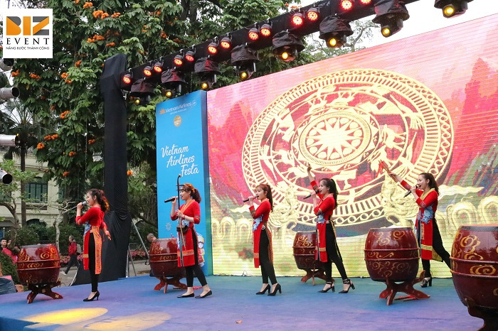 Biz Event tổ chức sự kiện Vietnam Airlines Festa 5
