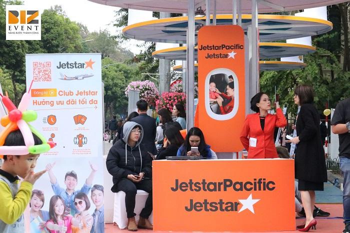 Biz Event tổ chức sự kiện Vietnam Airlines Festa 7
