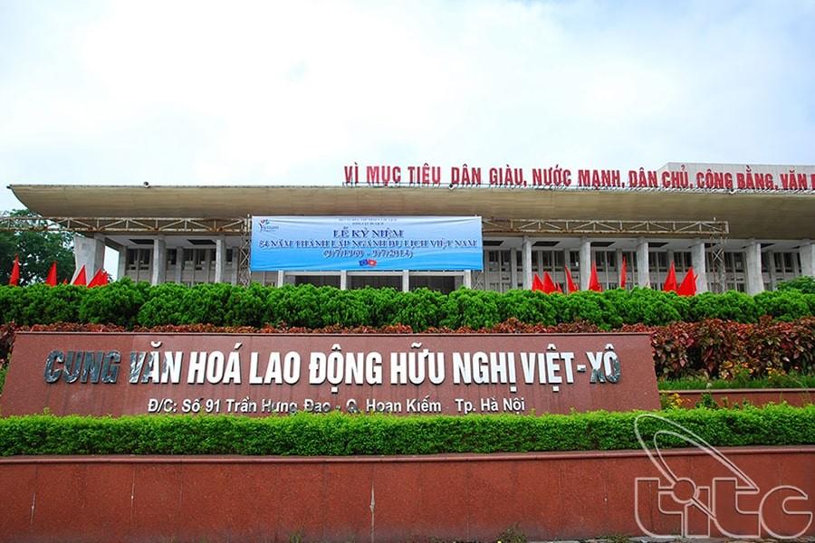 Cung văn hóa Hữu nghị Việt Xô