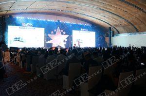 biz event cung cấp âm thanh ánh sáng tổ chức lễ ra quân stella mega city1
