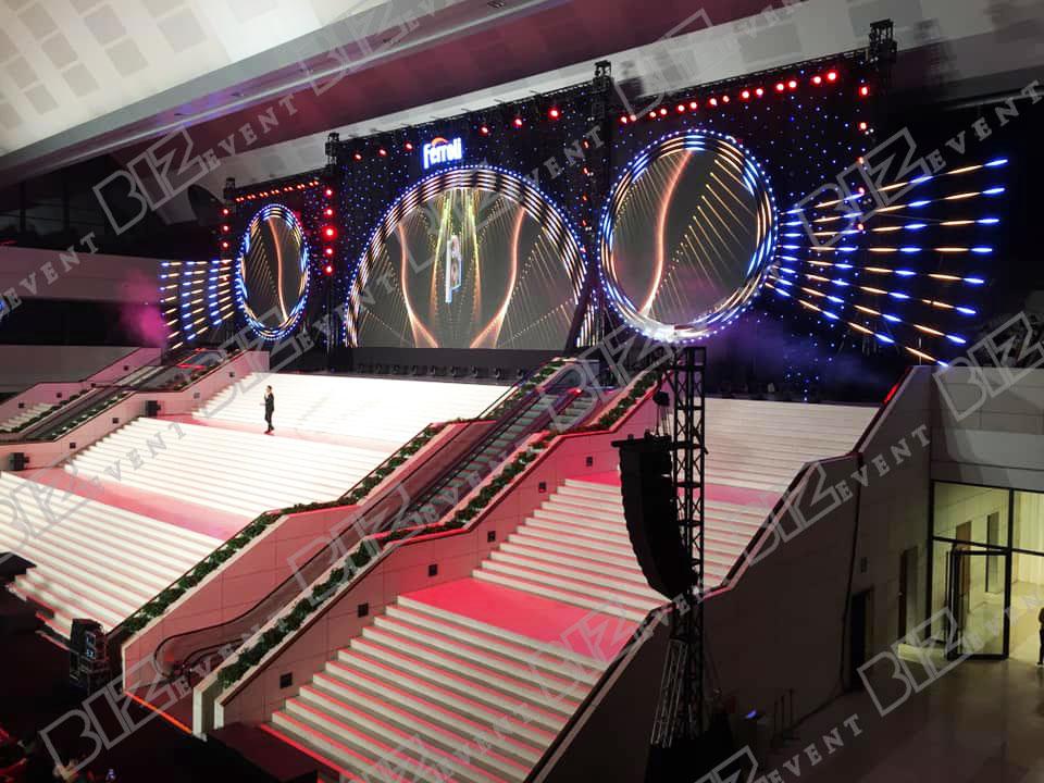Biz Event cung cấp âm thanh, ánh sáng tổ chức Lễ kỷ niệm 15 năm thành lập Ferroli2