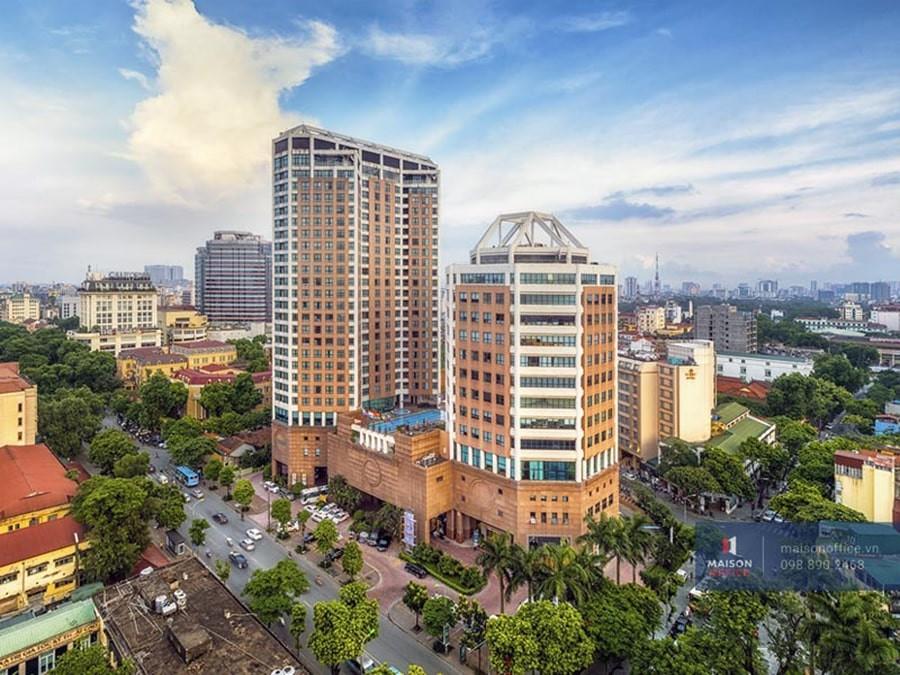 Tòa nhà Hà Nội Tower - Tháp Hà Nội