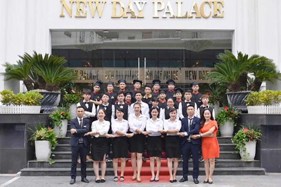 Trung tâm tiệc cưới New Day Palace