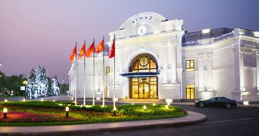 Trung tâm Ẩm thực & Hội nghị đẳng cấp quốc tế Almaz