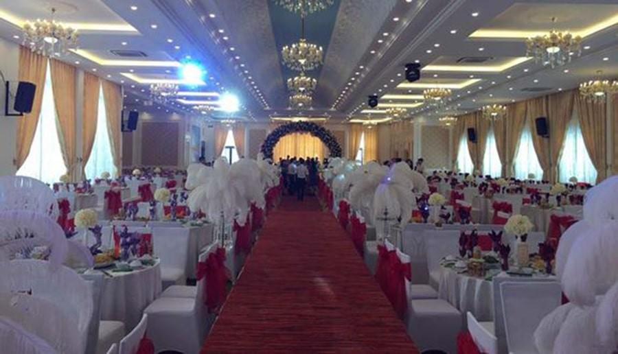Trung tâm tiệc cưới Xanh Palace